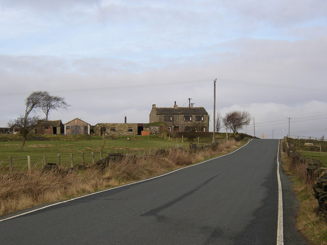Haigh Cross Farm, Crosland Road, Lindley cum Quarmby