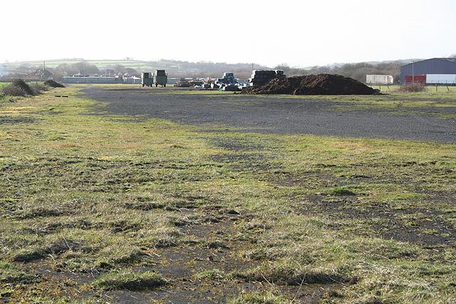 Winkleigh: wartime runway