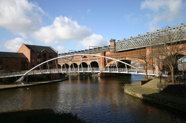 Canal crossings