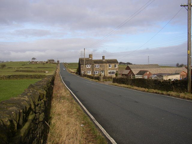 Jericho Farm, Crosland Road, Lindley cum Quarmby