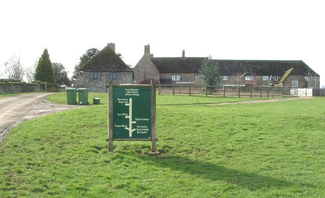 Great Purston and Village sign