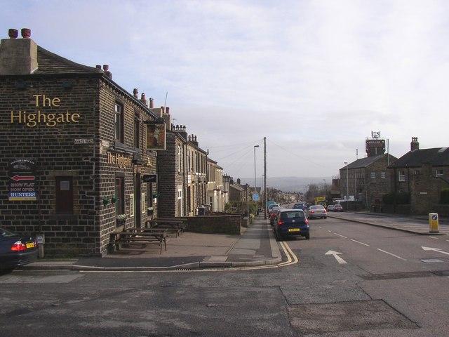 New Hey Road, Oakes, Lindley cum Quarmby (near Huddersfield)