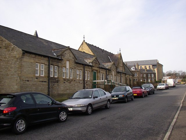 Infants School, School Street, Lindley cum Quarmby (near Huddersfield)