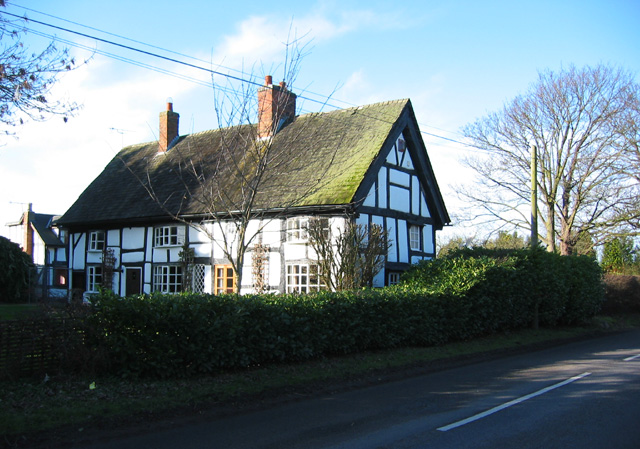 Starkey's Farm, Nantwich Road