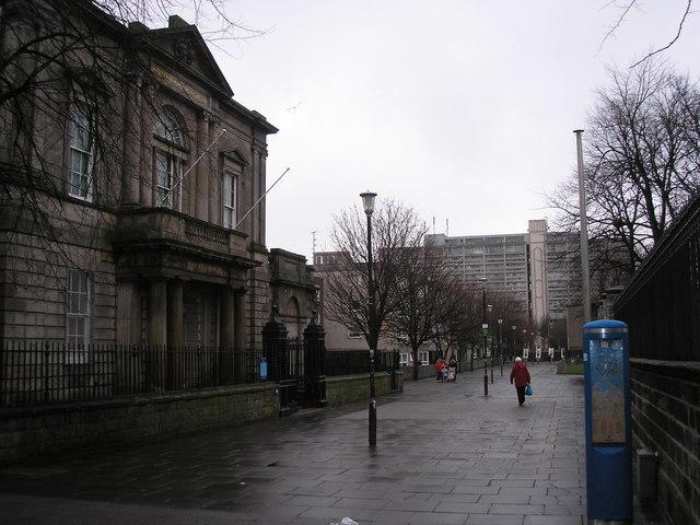 Pedestrian Precinct
