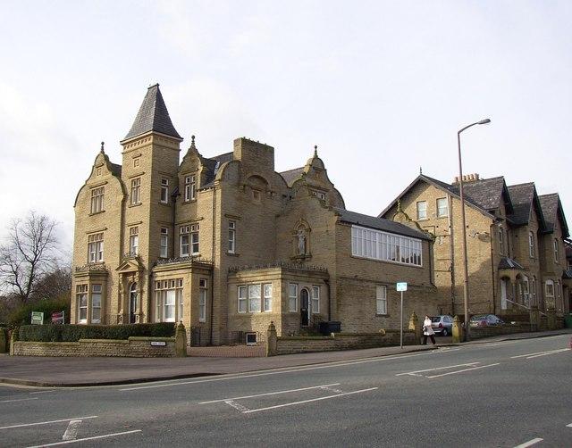 Mansion, Trinity Street, Marsh, Huddersfield