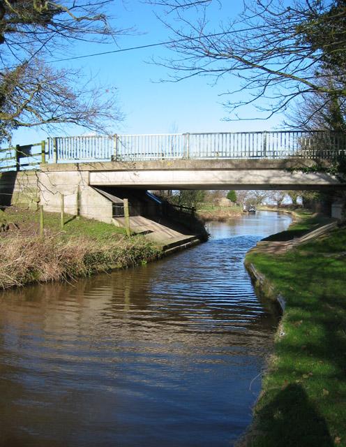 Bridge no. 15, Shropshire Union Canal