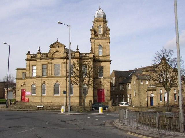 Gledholt Methodist Chapel, Blacker Road, Marsh, Huddersfield