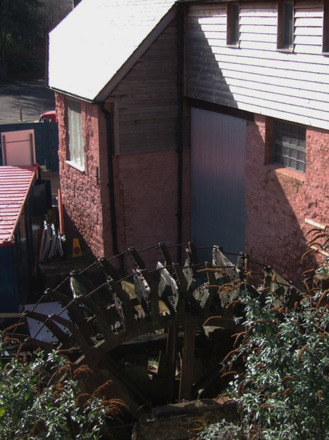 Cricklepit Mill