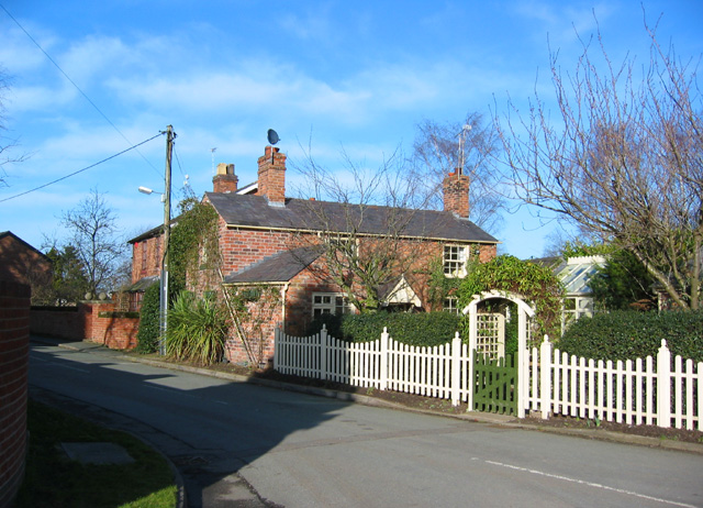 Corner Cottage, Wrenbury Heath