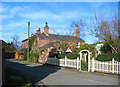 SJ6048 : Corner Cottage, Wrenbury Heath by Espresso Addict
