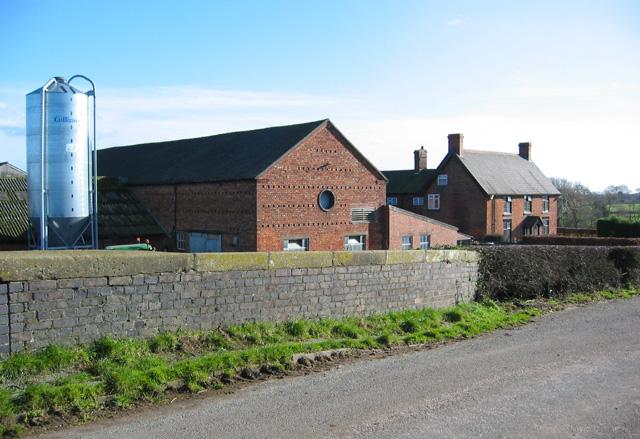 Woodcotthill Farm
