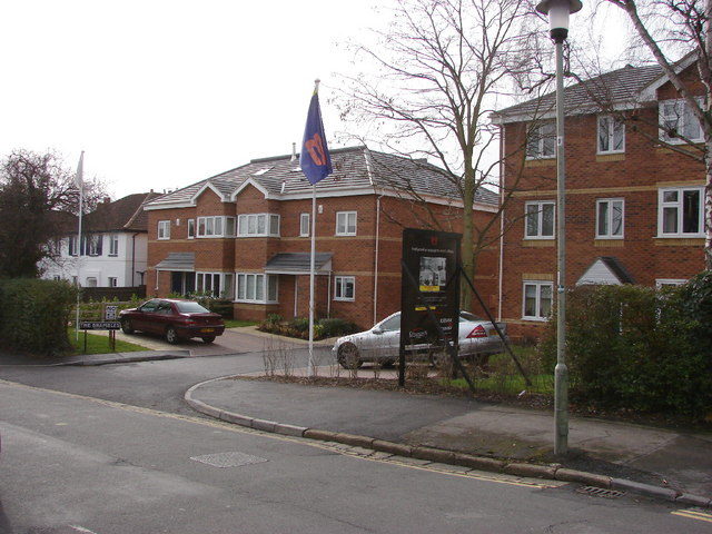 Residential development in Headington