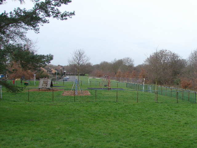 Play Area, Foxwell Drive, Headington