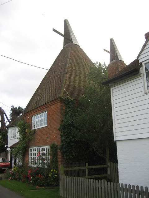 Oast House at Dairy House, Dairy Lane, Chainhurst, Kent