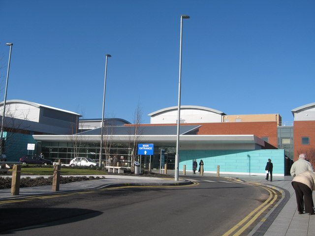 New Entrance, Broadgreen Hospital