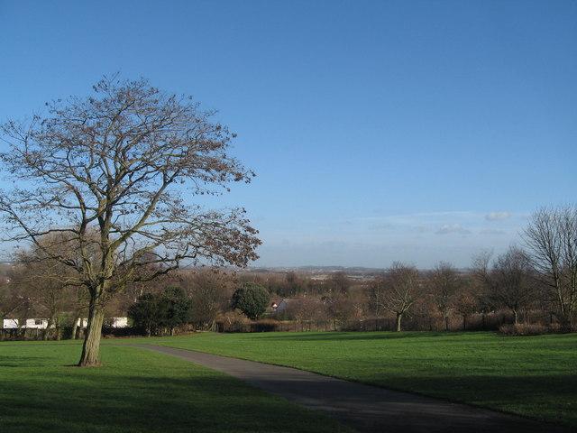 Park, Score Lane, Childwall