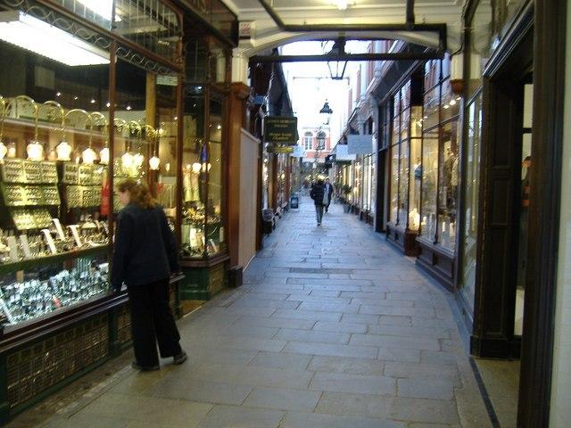 Morgan Arcade, Cardiff