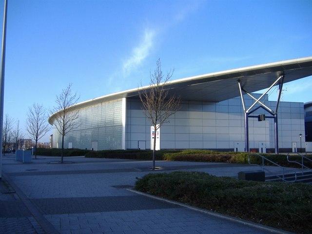 Red Dragon Centre, Cardiff Bay