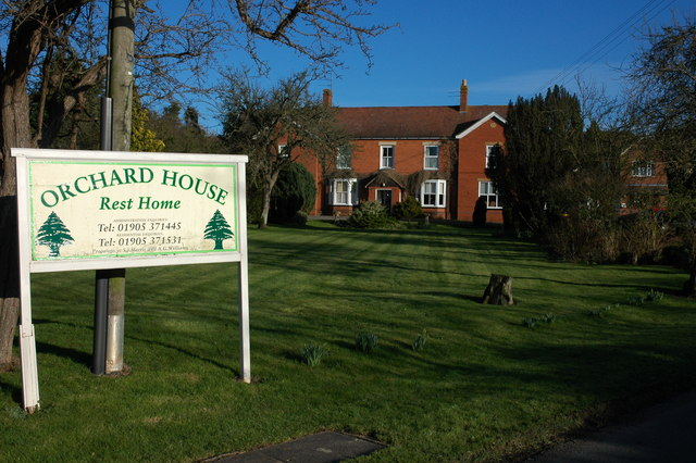 Orchard House Rest House, Kinnersley