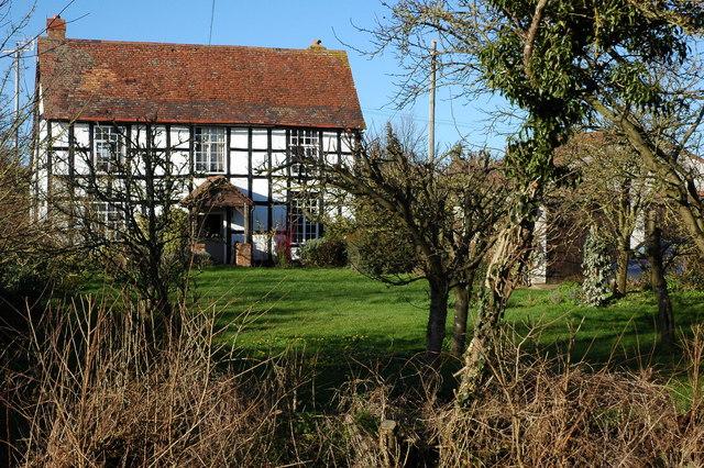 Tudor House, Kinnersley
