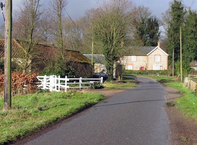 St John's Farm, Beachamwell, Norfolk
