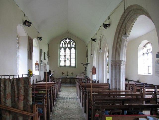 St Mary, Beachamwell, Norfolk