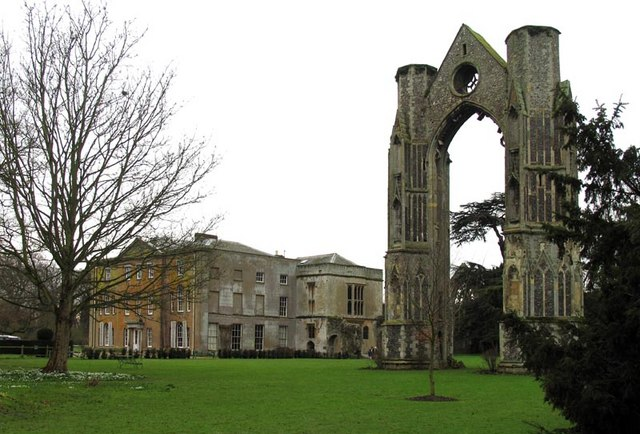 The Abbey Ruin, Little Walsingham, Norfolk