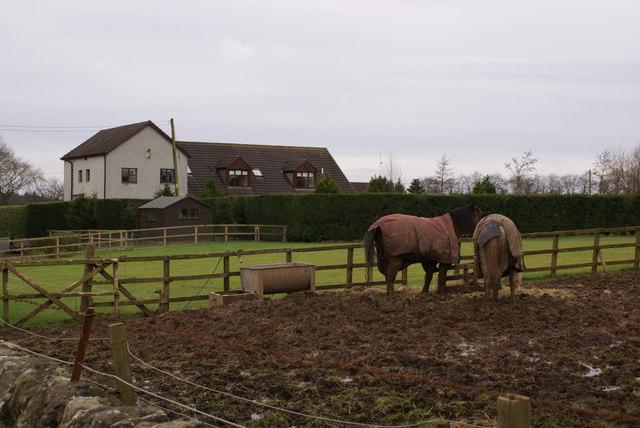 Lanarkshire Farmhouse