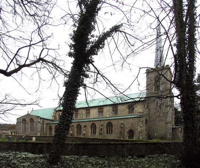 St Mary, Little Walsingham, Norfolk