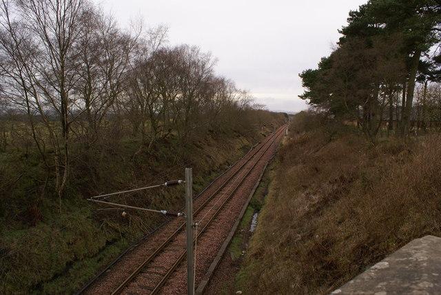 Single Track to Lanark