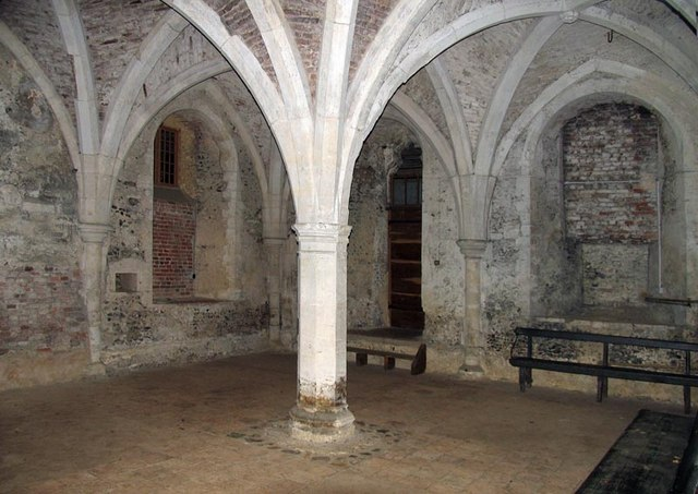 Priory Crypt, Little Walsingham, Norfolk