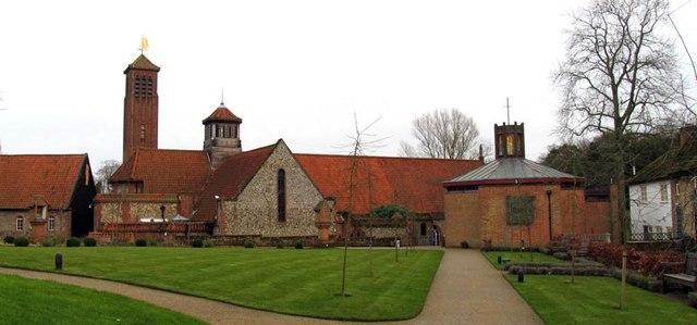 Shrine of Our Lady of Walsingham, Little Walsingham, Norfolk