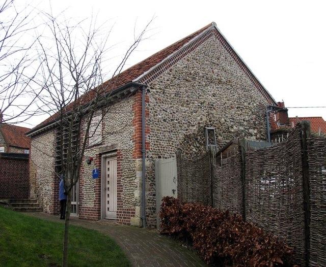 The Barn Chapel, Little Walsingham, Norfolk