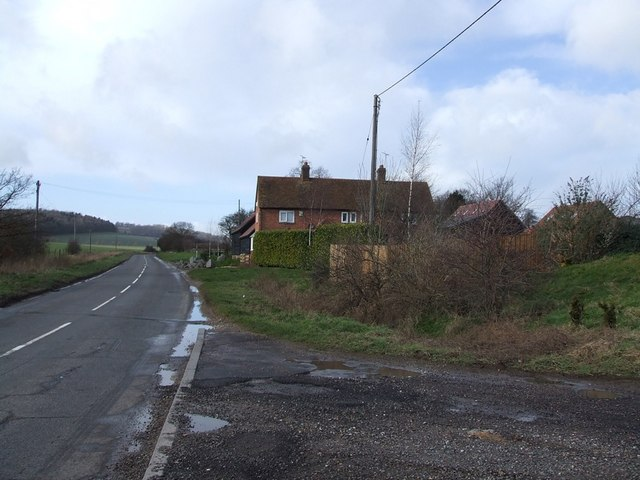 Milebarn Farm & A4146
