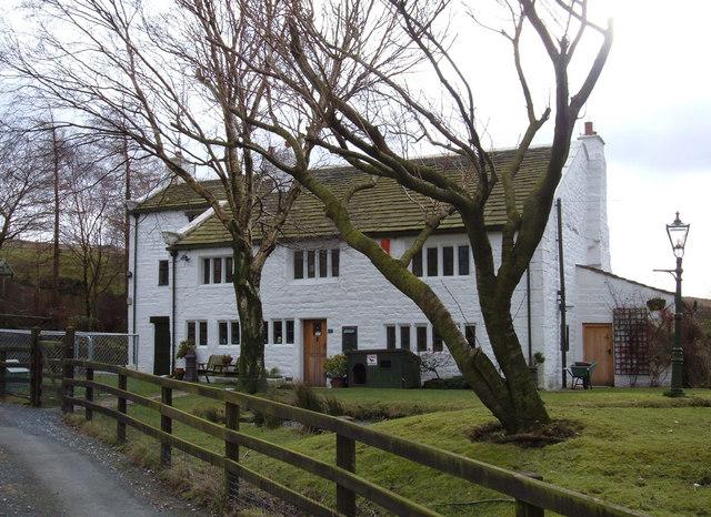 North Hollingworth Farm, Walsden