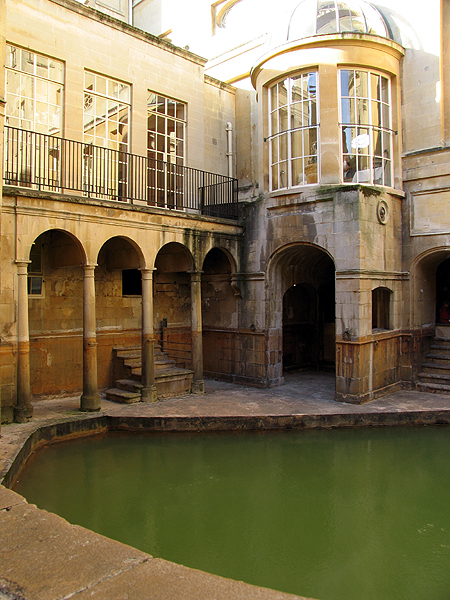 The Pumphouse: Bath