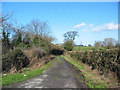 SJ6047 : Woodcotthill Road, south of the Weaver by Espresso Addict