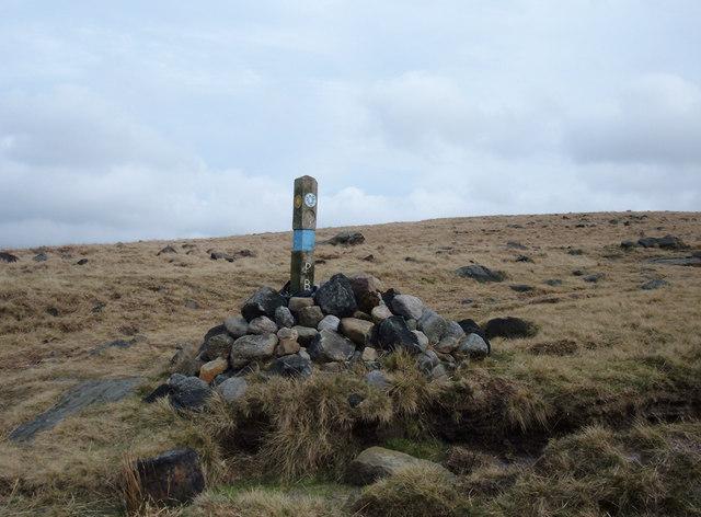 Pennine Bridleway, Rake End