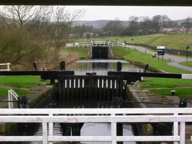 Barrowford Locks