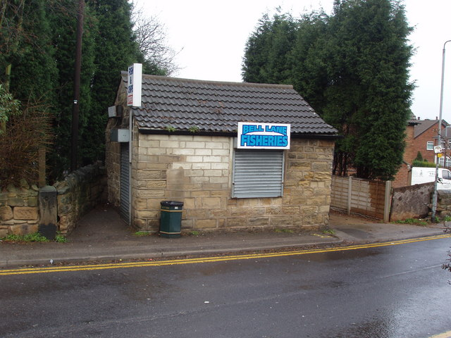 Bell Lane Fisheries, Ackworth, West Yorkshire