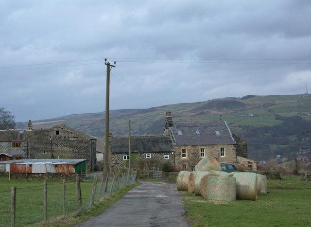 Longfield Farm, Todmorden