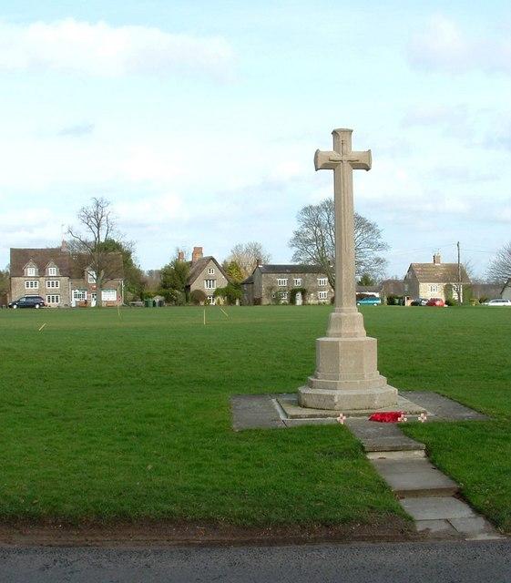 Evenley Memorial