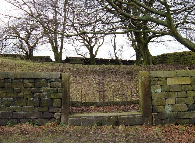 Shewbread Quaker Burial Ground