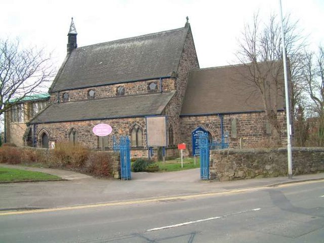 St Phillip and St. James Church, Milton