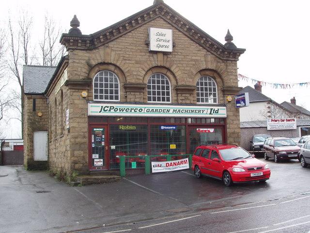 Former Hillside Methodist Chapel, Ackworth, West Yorkshire
