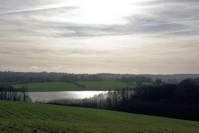 Winter Afternoon, Bewl Water