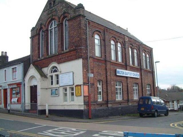 Baptist Church, Milton