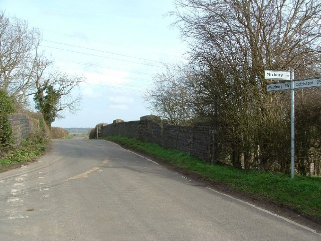 Road to Westbury