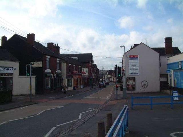 Millrise Road, Milton